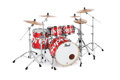 Collectible, Supreme X Pearl. Drum Kit, 2019. Various cymbals, hi-hat drum, snare drum, and bass drum. Produced by Pearl, Japan. ... (Total: 11 Items)