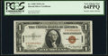 Fr. 2300 $1 1935A Hawaii Silver Certificate. PCGS Very Choice New 64PPQ