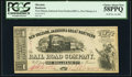 New Orleans, LA- New Orleans, Jackson & Great Northern Rail Road Company $1.50 Nov. 16, 1861 PCGS Choice About New 5...