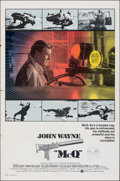"""Movie Posters:Action, McQ (Warner Bros., 1974). Folded, Very Fine-. International One Sheet (27"""" X 41""""). Action.. ..."""