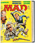 Magazines:Humor, MAD #308-323 Bound Volumes Group of 2 (EC, 1992-93).... (Total: 2 Items)