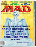 Magazines:Humor, MAD #324-352 Bound Volumes Group of 3 (EC, 1993-96).... (Total: 3 Items)