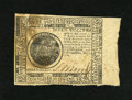 Colonial Notes:Continental Congress Issues, Continental Currency May 9, 1776 $7 About New. This is anincredibly margined AU note that has been well signed andnumbered...
