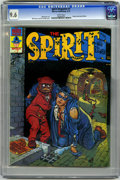 Magazines:Superhero, The Spirit #7 (Warren, 1975) CGC NM+ 9.6 White pages. Will Eisnerand Ken Kelly cover art. Eisner interior art. Overstreet 2...