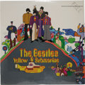 """Music Memorabilia:Recordings, Beatles """"Yellow Submarine"""" Sealed Promo Stereo LP (Capitol 153,1969). The record was released in-between two of the Fab Fou..."""