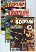 Magazines:Science-Fiction, Starlog Group (Starlog Press, 1979-1985) Condition: Average FN/VF....