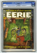 Magazines:Horror, Eerie #6 (Warren, 1966) CGC NM 9.4 Off-white pages. ...