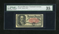 Fractional Currency:Fifth Issue, Fr. 1381 50c Fifth Issue PMG Choice Very Fine 35. A pleasingCrawford note that appears to be at least Extremely Fine when v...