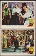 "Movie Posters:Musical, The Pirate (MGM, 1948). Very Fine. Lobby Cards (2) (11"" X 14""). Musical.. ... (Total: 2 Items)"