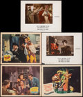 Something for the Boys & Other Lot (20th Century Fox, 1944). Fine+. Lobby Cards (3) & Color Glos Lobby Cards (2)...