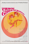 "Movie Posters:Musical, The Young Girls of Rochefort (Warner Bros./Seven Arts, 1968). Folded, Fine+. One Sheet (27"" X 41""). Talivaldis Stubis Artwor..."