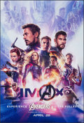 """Movie Posters:Action, Avengers: Endgame & Other Lot (Walt Disney Studios, 2019). Very Fine. IMAX Mini Poster (13"""" X 19"""") SS, & Mini Poster (13.5"""" ... (Total: 2 Items)"""