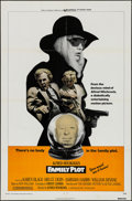 """Movie Posters:Hitchcock, Family Plot (Universal, 1976).Folded, Very Fine. One Sheet (27"""" X 41""""). Hitchcock.. ..."""