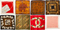 Luxury Accessories:Accessories, Chanel Set of Eight: Assorted Silk Scarves . Condition: 2. See Extended Condition Report for Sizes.... ... (Total: 8 )