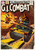 Silver Age (1956-1969):War, G.I. Combat #91 (DC, 1961) Condition: VG-....