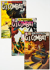 G.I. Combat Group of 13 (DC, 1962-72) Condition: Average VG.... (Total: 13 Comic Books)
