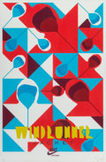 Prints & Multiples, Dan Stiles (20th century). Windrunner, early 21st century. Digital print in colors on paper. 24 x 16 inches (61 x 40.6 c...