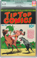 Platinum Age (1897-1937):Miscellaneous, Tip Top Comics #13 (United Feature Syndicate, 1937) CGC Qu...