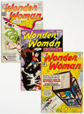Silver Age (1956-1969):Superhero, Wonder Woman Group of 7 (DC, 1961-63) Condition: Average VG.... (Total: 7 Comic Books)