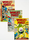 Silver Age (1956-1969):Superhero, World's Finest Comics Group of 11 (DC, 1960-69).... (Total: 11 Comic Books)