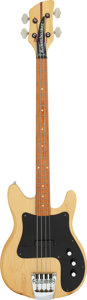 Musical Instruments:Bass Guitars, 1976 Rickenbacker 3001 Mapleglo Electric Bass Guitar, Serial #PK 7380.. ...