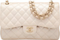 Luxury Accessories:Bags, Chanel Metallic Pearl Caviar Leather Double Flap Bag with ...