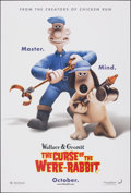"Movie Posters:Animation, The Curse of the Were-Rabbit (DreamWorks, 2005). Rolled, Very Fine. One Sheets (2) (27"" X 40"") DS, Advance & Regular. Animat... (Total: 2 Items)"