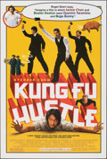 """Movie Posters:Action, Kung Fu Hustle (Columbia/Tristar, 2004). Rolled, Very Fine+. One Sheet (27"""" X 40"""") DS, & International One Sheet (26.75"""" X 3... (Total: 2 Items)"""