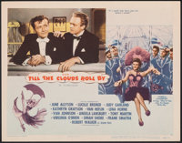 """Till the Clouds Roll By (MGM, 1946). Very Fine+. Lobby Card (11"""" X 14""""). Musical"""