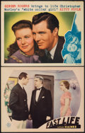 "Movie Posters:Comedy, Fast Life & Other Lot (MGM, 1932). Very Fine-. Lobby Cards (2) (11"" X 14""). Comedy.. ... (Total: 2 Items)"