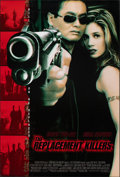 """Movie Posters:Action, The Replacement Killers & Other Lot (Columbia, 1998). Rolled, Very Fine-. One Sheets (2) (27"""" X 40"""") DS. Action.. ... (Total: 2 Items)"""
