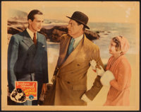 """The Miracle Woman (Columbia, 1931). Fine/Very Fine. Linen Finish Lobby Card (11"""" X 14""""). Drama"""