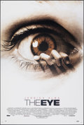 "Movie Posters:Horror, The Eye & Other Lot (Lionsgate, 2008). Rolled, Very Fine. One Sheets (2) (27"" X 40"") DS Advance. Horror.. ... (Total: 2 Items)"