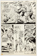 Original Comic Art:Panel Pages, Curt Swan and Murphy Anderson Superman #236 Story Page 9 Original Art (DC, 1971)....