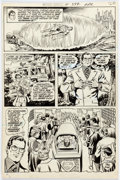 Original Comic Art:Panel Pages, Curt Swan and Murphy Anderson Action Comics #399 Story Page 15 Original Art (DC, 1971)....