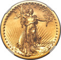 Proof High Relief Double Eagles, 1907 $20 High Relief PR67+ NGC....