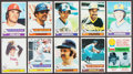 Baseball Cards:Sets, 1979 Topps Baseball Collection (635) Plus Complete Burger King Sets (2). ...