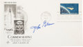 Explorers:Space Exploration, Mercury-Atlas 6 (Friendship 7): John Glenn Signed Launch / First Day Cover. ...