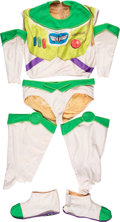 Explorers:Space Exploration, Buzz Lightyear Adult Sized Halloween Costume, Originally from Buzz Aldrin's Personal Collection....