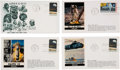 Explorers:Space Exploration, Apollo 12 & Apollo 13: Four Mission Covers Directly from the Personal Collection of Astronaut Bruce McCandless II. .....