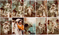 """Explorers:Space Exploration, NASA """"Underwater Training For Astronauts"""": Collection of Ten Color Training Photos, circa 1984, of Bruce McCandless II, Direct..."""