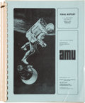 Explorers:Space Exploration, Gemini/ AMU Program: LTV Final Report, The U.S. Air Force Astronaut Maneuvering Unit Book Directly from the Person...