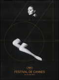 """Movie Posters:Miscellaneous, 64th Cannes Film Festival (2011). Folded, Very Fine+. French Grande (45.5"""" X 62"""") Jerry Schatzberg Photography. Miscellaneou..."""
