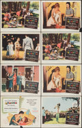 """Movie Posters:Drama, Picnic & Other Lot (Columbia, 1956). Fine/Very Fine. Lobby Card Sets of 8 (2 Sets) (11"""" X 14""""). Drama.. ... (Total: 16 Items)"""