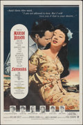"""Movie Posters:Romance, Sayonara & Other Lot (Warner Bros., 1957). Folded, Overall: Fine/Very Fine. One Sheets (2) (27"""" X 41""""). Romance.. ... (Total: 2 Items)"""
