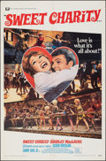 """Movie Posters:Musical, Sweet Charity & Other Lot (Universal, 1969). Folded, Overall: Very Fine-. One Sheets (2) (27"""" X 41"""") & Lobby Card Set of 8 (... (Total: 2 Items)"""