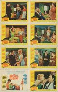 """Movie Posters:Comedy, The Marriage-Go-Round & Other Lot (20th Century Fox, 1960). Overall: Fine/Very Fine. Lobby Card Sets of 8 (2 Sets) (11"""" X 14... (Total: 17 Items)"""