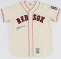 Autographs:Jerseys, Ted Williams Signed Boston Red Sox Jersey. ...