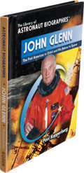 Explorers:Space Exploration, John Glenn Signed Book: John Glenn: The First American in Orbit and His Return to Space (The...