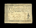 Colonial Notes:Georgia, Georgia 1762 5s Very Fine....